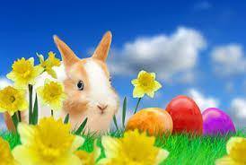 Fête de Pâques le 21 et 22 Avril 2019.