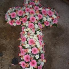 Croix pour Cérémonie funéraire