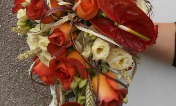 Bouquets de mariés